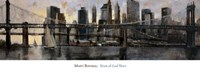 Down at East River Fine-Art Print