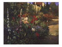 Walled Garden Fine-Art Print