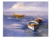 Resting Boats Fine-Art Print