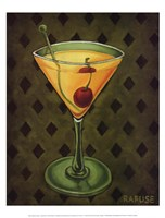 Martini Royale - Diamonds Fine-Art Print