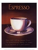 Urban Espresso Fine-Art Print