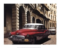 Cuban Cars I Fine-Art Print