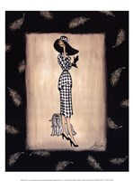 tapp - City Chic Fine-Art Print
