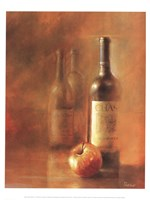Sunset Wine II Fine-Art Print