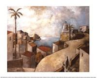 Camino del Faro Fine-Art Print