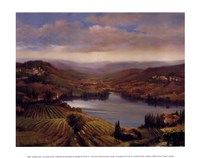Vineyard View I Fine-Art Print