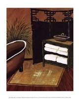 Bamboo Bath Fine-Art Print