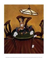 Poker Nite Fine-Art Print