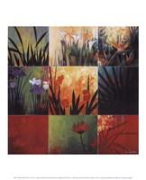 Tropical Nine Patch Fine-Art Print