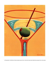 Sunglow Martini III Fine-Art Print