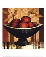 Crimson Harvest Fine-Art Print