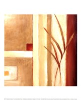 Decorative Grasses II Fine-Art Print