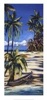 Tropical Retreat I Fine-Art Print