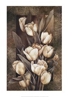 Golden Tulips Fine-Art Print