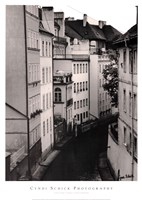 Little Canal, Prague, Czech Republic Fine-Art Print