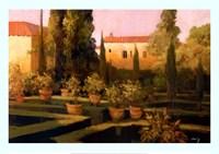 Verona Garden Fine-Art Print