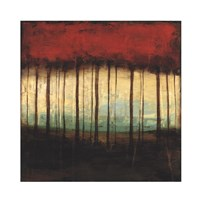 Autumnal Abstract I Giclee