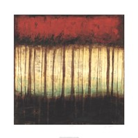 Autumnal Abstract II Giclee