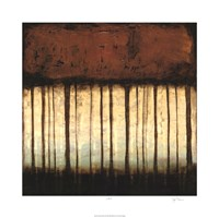 Autumnal Abstract III Giclee