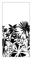 Tropical Silhouette II Giclee