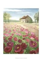 Pink Meadow Fine-Art Print