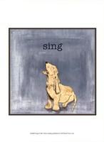 Sing Fine-Art Print