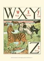 Noah's Alphabet VII Fine-Art Print