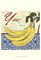 No Bananas (Pp) Fine-Art Print