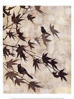 Maple Chorus I Fine-Art Print