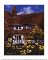 Cottage Of Delights III Fine-Art Print