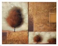 Textured Landscape II Fine-Art Print