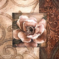 Linen Roses II Fine-Art Print