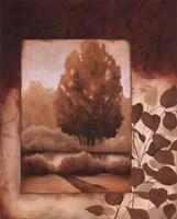 Fall Vignette II Fine-Art Print