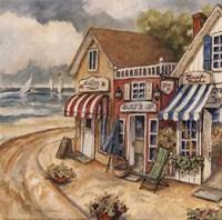 Ocean Village II Fine-Art Print