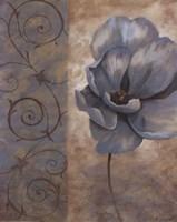 Fleur Bleue I Fine-Art Print