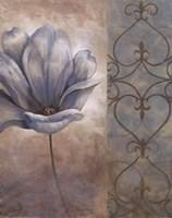 Fleur Bleue II Fine-Art Print