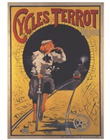 Cycles Terrot Fine-Art Print
