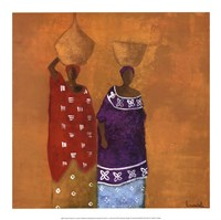 Colorful Dresses Fine-Art Print