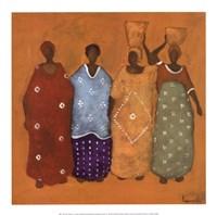 Decorative Patterns Fine-Art Print