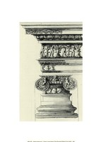 English Architectural II Fine-Art Print