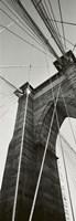 Brooklyn Bridge - East Tower Fine-Art Print