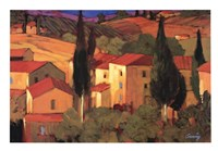Terracotta Vista Fine-Art Print