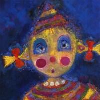 Petit Clown Nina Fine-Art Print