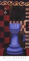 Game Piece - Rook Fine-Art Print