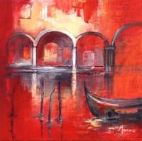 Venise Mysterieuse II Fine-Art Print