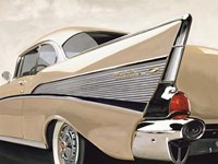 '57 Bel Air Fine-Art Print