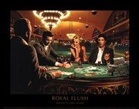 Royal Flush Fine-Art Print