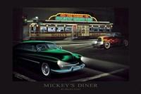 Mickey'S Diner Fine-Art Print