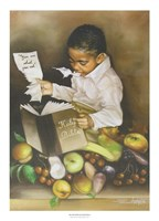 You Are What You Eat – His'S Fine-Art Print
