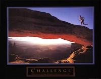 Challenge – Runner Fine-Art Print